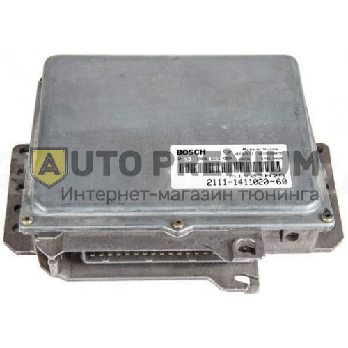 Контроллер ЭБУ BOSCH 2111-1411020-60 (VS 1.5.4).